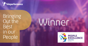 Διάκριση της Teleperformance Greece στα People Excellence Awards powered by KPMG