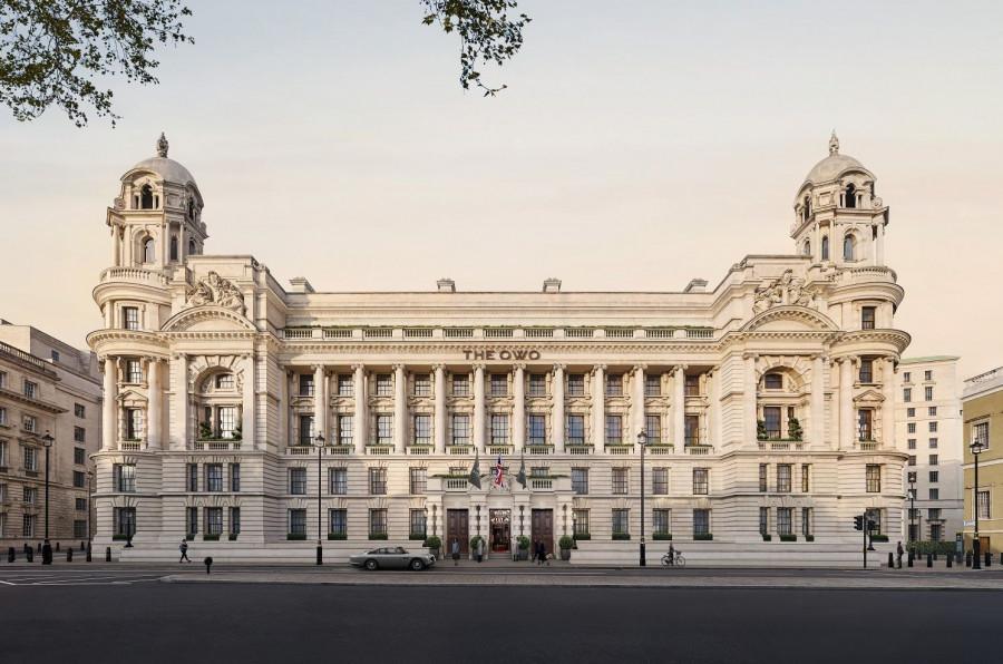 Το στρατηγείο του Τσώρτσιλ στο Λονδίνο μετατρέπεται σε ξενοδοχείο (pics) - BusinessNews.gr